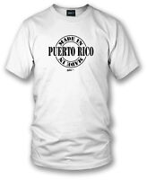Made In Puerto Rico, Pride T-shirt - Wicked Metal