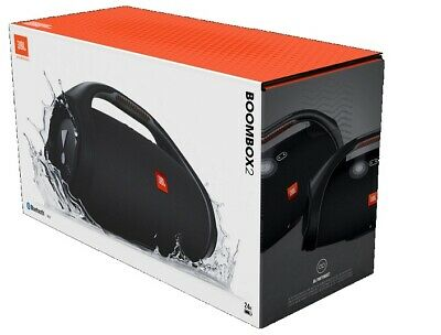 Jbl Boombox 2 Portable Bluetooth Speaker Black For Sale Online Ebay