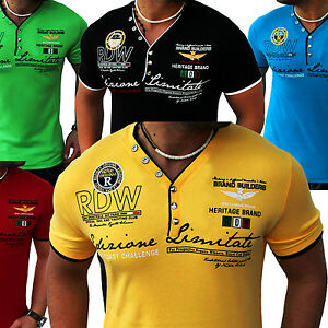 zahida herren t shirts shirt clubwear v neck designer polo. Black Bedroom Furniture Sets. Home Design Ideas