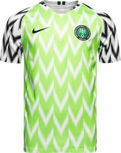 promo code a8224 df010 Details about Nike Nigeria Home Jersey - 2018 World Cup - Authentic - M -  NEW WITH TAGS