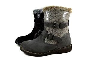 Détails sur Ricosta Zoe Chaud Enfants Cuir Chaussures Bottes Fille Gr.28 35 A.649228200