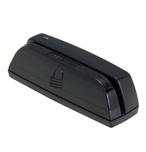 NEW-MAGTEK-USB-CREDIT-CARD-SWIPE-READER-amp-6-039-CABLE-TRIPLE-TRACK-21073062