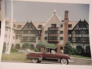1950 Montauk Inn Long Island Old Car Cadillac New York NY ...