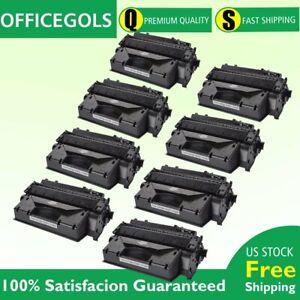 8-Pack-High-Yield-Black-Toner-For-HP-CE505X-05X-LaserJet-P2055d-P2055dn-P2055x