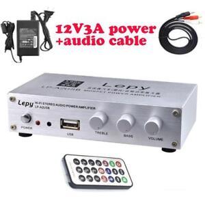 Digital-Mini-Audio-Stereo-Home-Car-Amplifier-Power-Adapter-Remote-Control-Hi-Fi