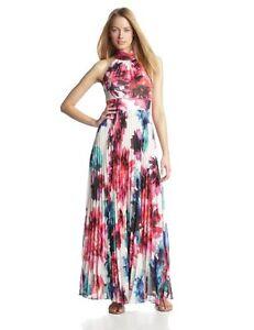 Halter Pleated Dress