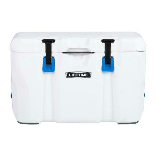 Heavy-Duty Insulated 55 Quart High Performance Cooler w// Hose Spout