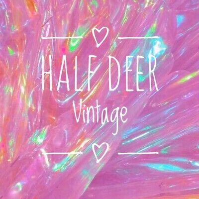 Half Deer Vintage