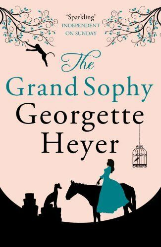 1 of 1 - The Grand Sophy by Heyer, Georgette 0099585545 The Cheap Fast Free Post
