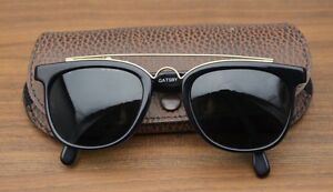 B L Ray Ban Gatsby Style 5 Vintage Bausch Lomb Glass Brille Aviator ... 00b4edce88b6