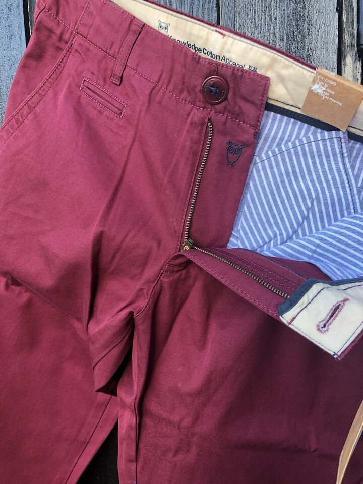 Chinos, Knowledge Cotton, str. 32