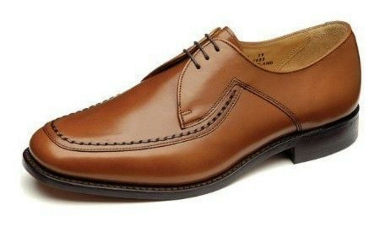 Loake Fontwell Gents Brown Dress shoes