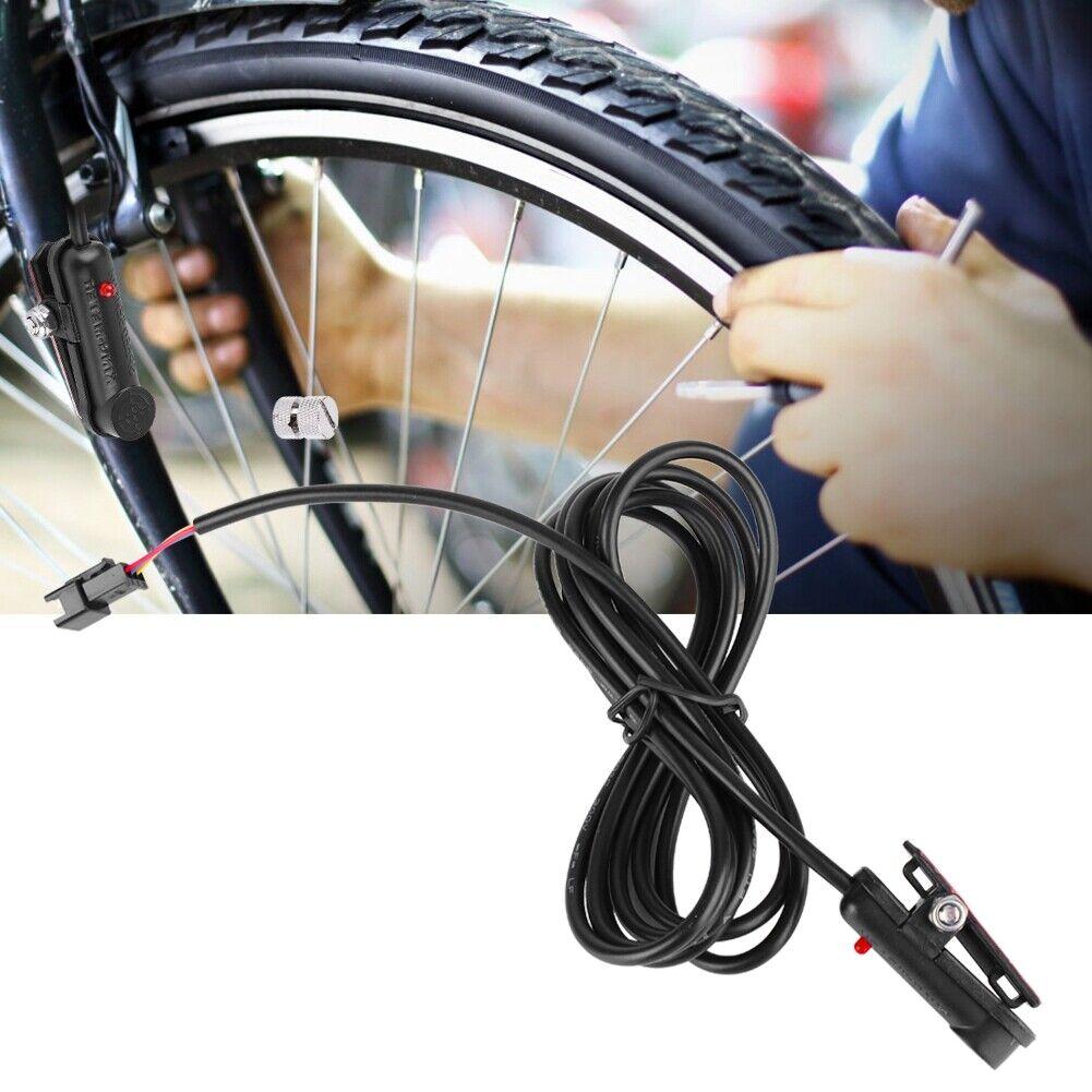 External Speed Sensor Hall Magnetic Head Speed Controller Sensor for Electric Bike Scooter Controller