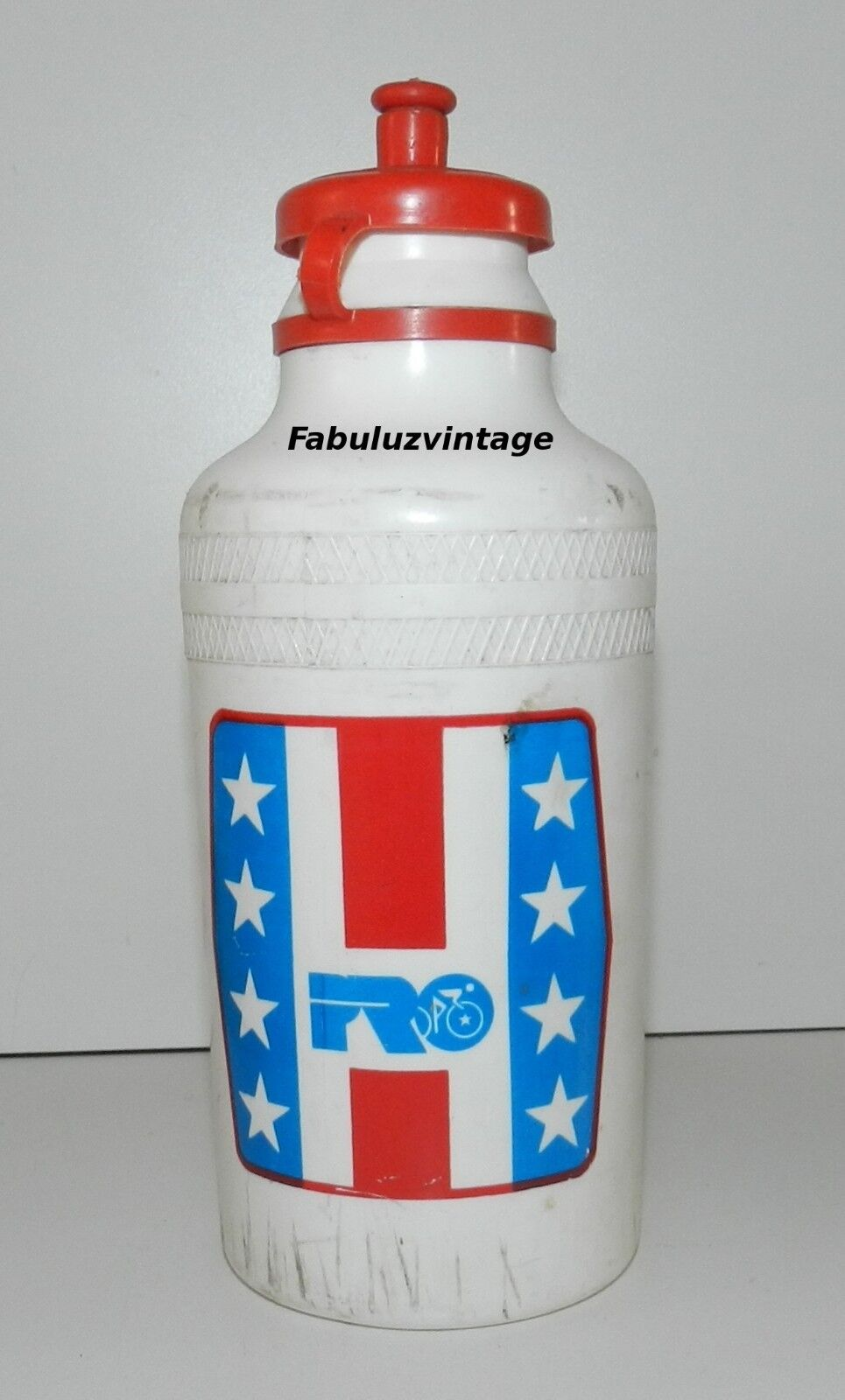 ANCIEN VELO BIDON WATER BOTTLE T-A SPECIALITES PRO TORINO BROOKLYN COURSE