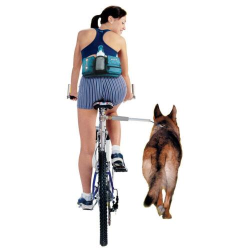 WalkyDog Walky Dog plus Dog Bike Leash Hands free Leash Exerciser  open box 2018