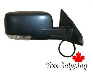 Door-Mirror-side-mirror-for-dodge-ram-09-17-Power-heated-Turn-signal-Right-side