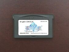 Game Boy Advance Shinyaku Seiken Densetsu Sword of Mana Japan import GBA game