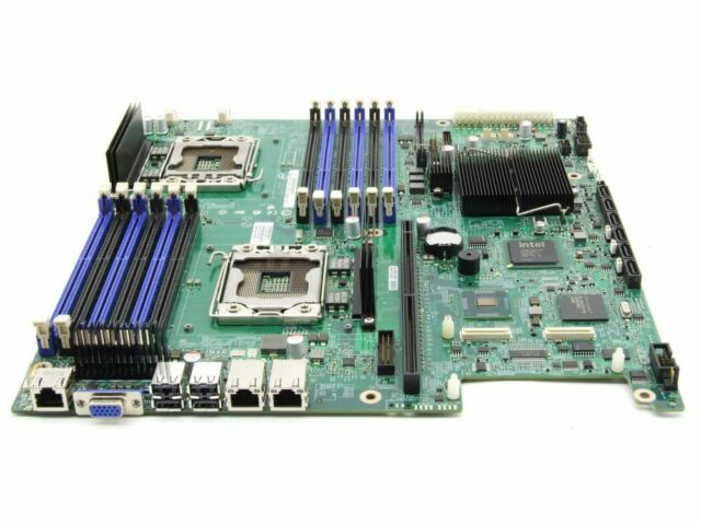 Intel S5520UR Server Board Dual 2x Socket LGA 1366 12x DDR3 ECC Ipmi 2.0