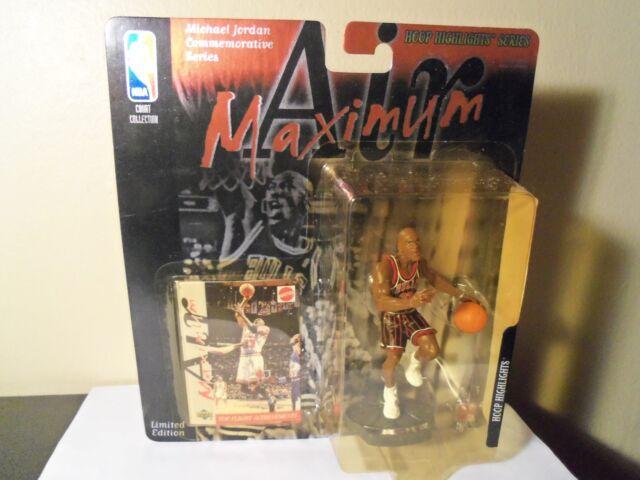 1999 Michael Jordan Maximum Air Rookie Of The Year Figure New In Package