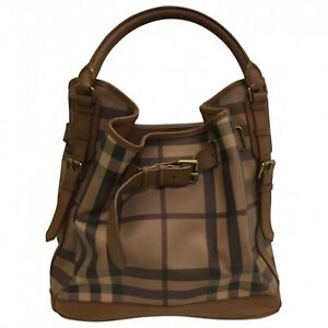 Authentic Burberry Handbag Excellent