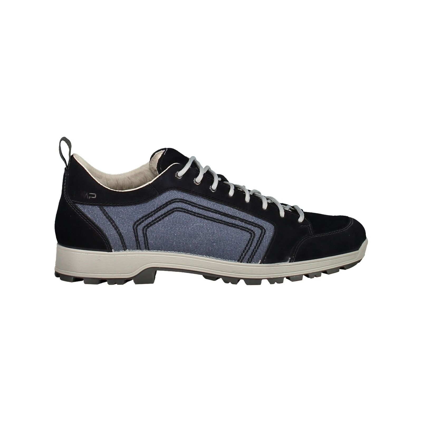 CMP Wanderschuhe Outdoorschuh Atik Canvas  Hiking shoes dunkelblue leicht Canvas  fast delivery