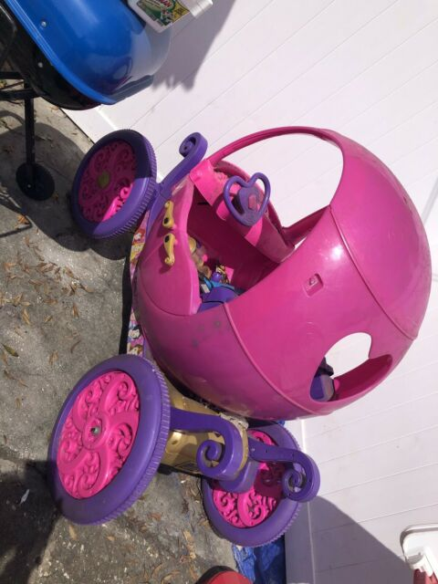 Disney Princess 8802-64 24V Carriage - Pink for sale ...