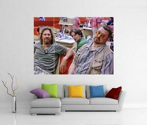 Image Is Loading THE BIG LEBOWSKI THE DUDE BOWLING GIANT WALL