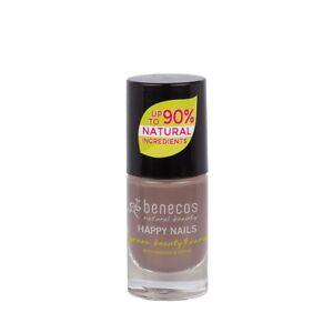 Nail-Polish-Organic-Benecos-Grey-Pebble-5-ML