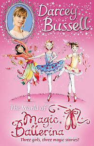 Darcey-Bussell-s-World-of-Magic-Ballerina-Bussell-Darcey-Good-Fast-Deliver