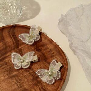 Wholesale Fashion Butterfly Clip Hairpin Barrette Women Wedding Hair Accessories