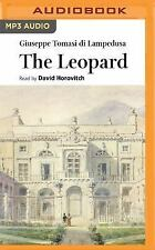 The Leopard by Giuseppe Tomasi di Lampedusa (2016, MP3 CD, Unabridged)