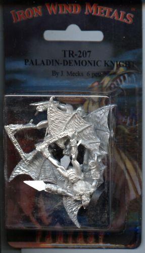 Torne Realms Paladin Demonic Knights (2) MINT IWM