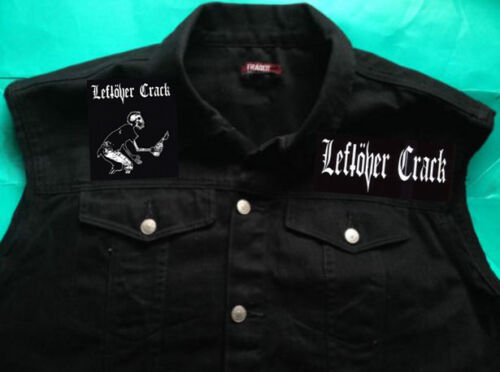 crack Les xxl de Molotov Skull coupᄄᆭ Gilet jean Punk nero restes M giacca en F3TKcul1J