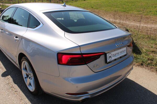 Audi A5 2,0 TFSi 190 Sport Sportback S-tr. billede 7