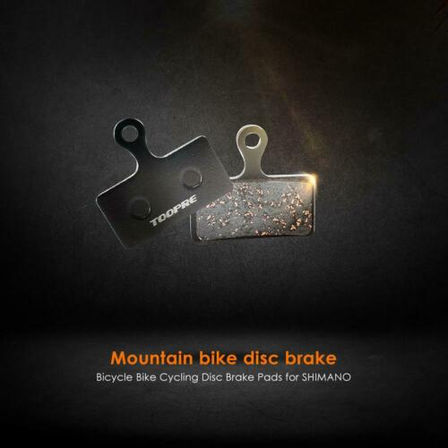 2pcs MTB Mountain Bike Cycling Metal Disc Brake Pad for Shimano M446 355 395 BB5