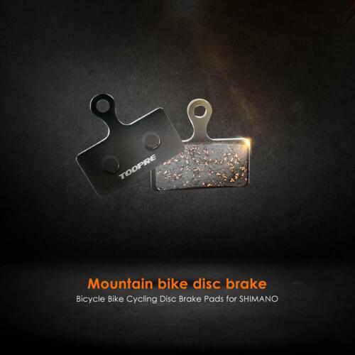2pcs MTB Mountain Bike Cycling Metal Disc Brake Pad for Shimano M446 355 395 BB5