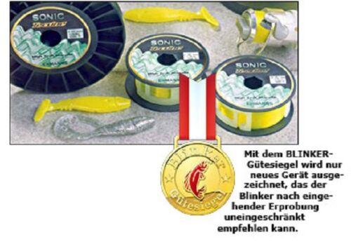 ehmanns Tecline Sonic 0,40mm 10kg 500m cuerda monofilamento 0,011 euros//metros