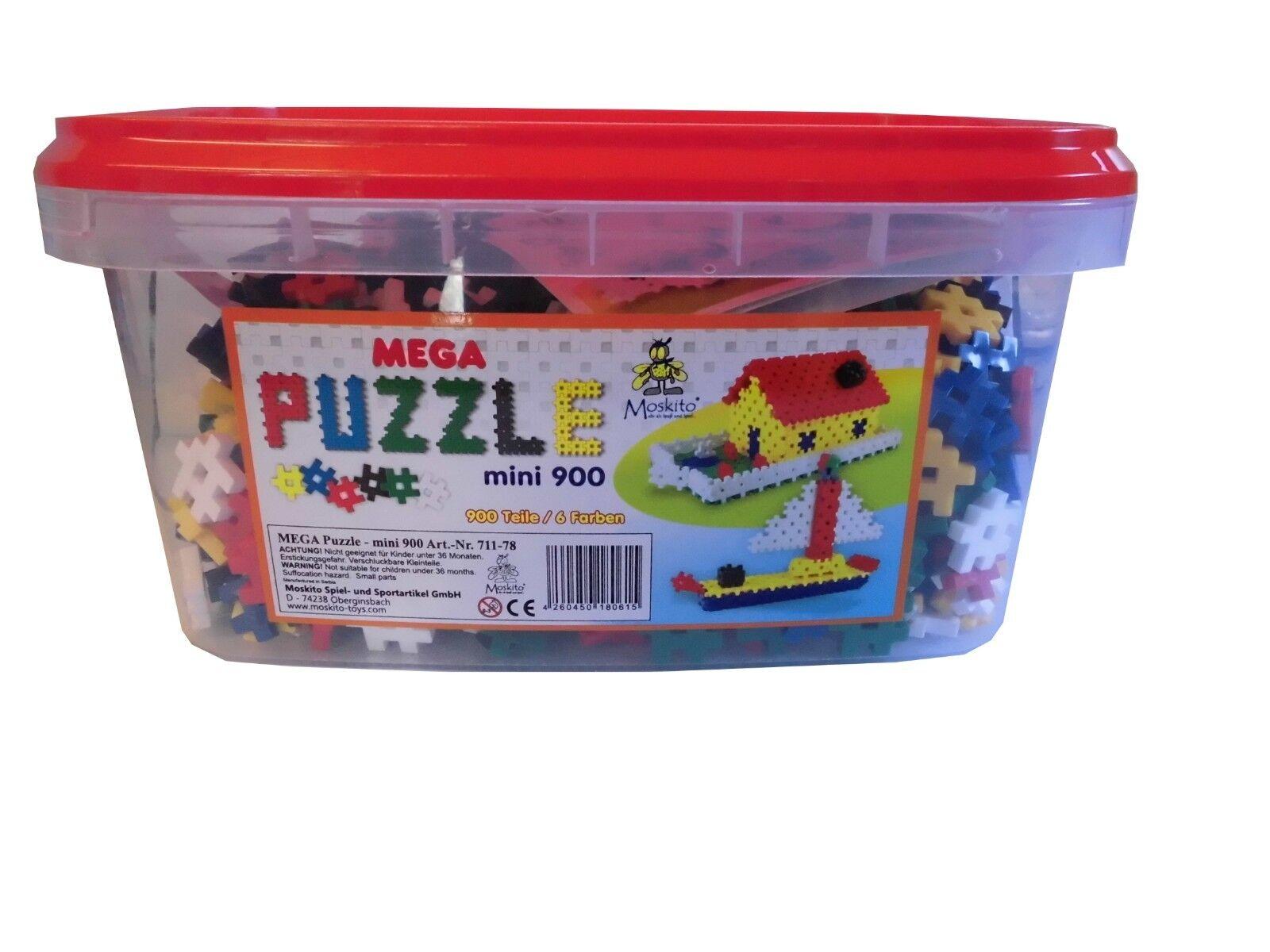 MEGA Puzzle mini - 900 Bausteine