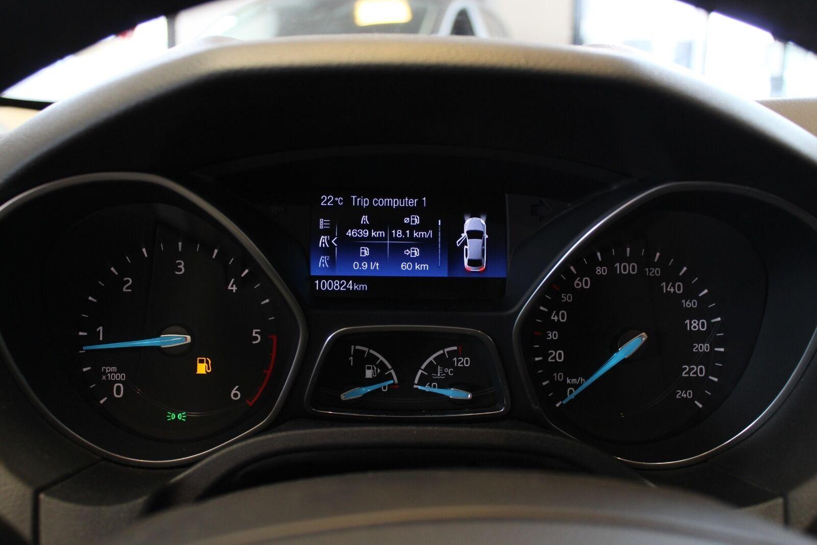 Ford Focus 1,5 TDCi 120 Titanium stc. - billede 7