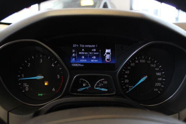 Ford Focus 1,5 TDCi 120 Titanium stc. billede 7
