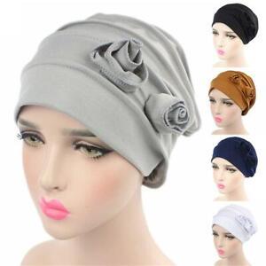 les-femmes-turban-doux-fleur-un-pac-hijab-beanie-cancer-de-la-chimio-chapeau