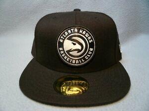 New-Era-59fifty-Atlanta-Hawks-Basketball-Club-BRAND-NEW-Fitted-cap-hat-ATL-NBA