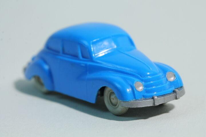 132 tipo 3b Wiking DKW sedán 1953 - 1930 blu cielo & helle ruedas