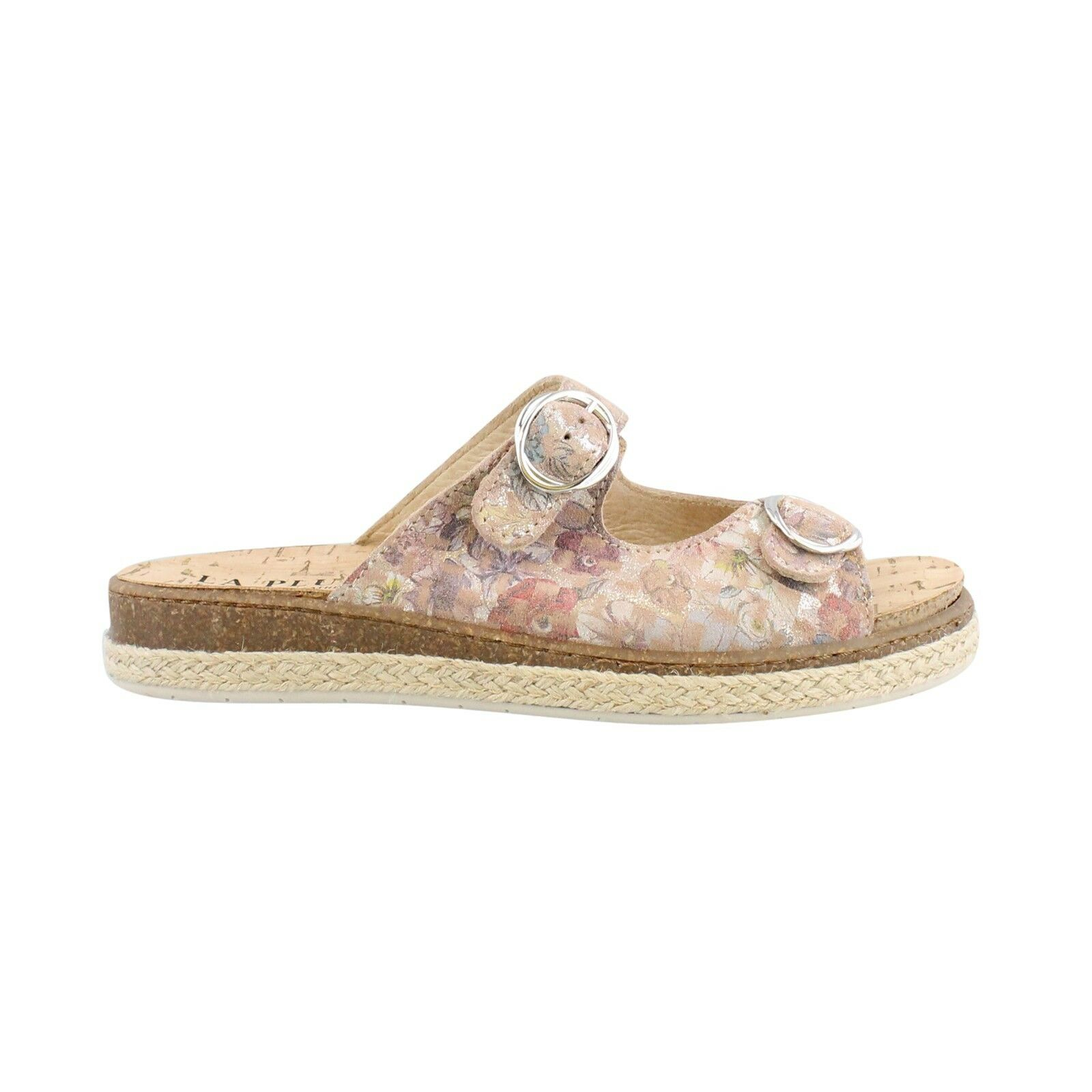 La  Plume Jewel Sandals Leather donna Slide scarpe Low Heel Dimensione 38  grandi prezzi scontati