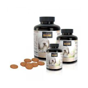 Belcando-Derm-Tabs-120-Stueck-Fell-Haut-Hautprobleme-Schuppen-100-36-1kg