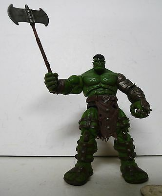 "WORLD WAR HULK  Marvel Universe Series 3 3.75"" Action Figure 2010 Loose !!!"