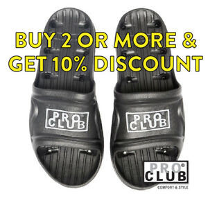 PROCLUB-MENS-SHOWER-SLIPPER-MENS-SLIDE-FLIP-FLOP-SLIP-ON-SHOWER-SHOES-7-13