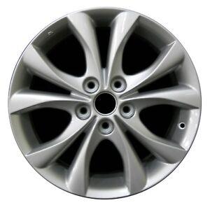 "Mazda 3 2010 2011 17/"" Factory OEM Wheel Rim"
