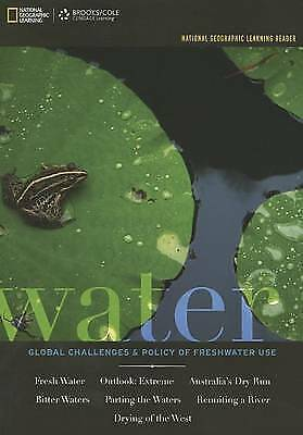 1 of 1 - National Geographic Learning Reader: Water: Global Challenges and Policy of Fres