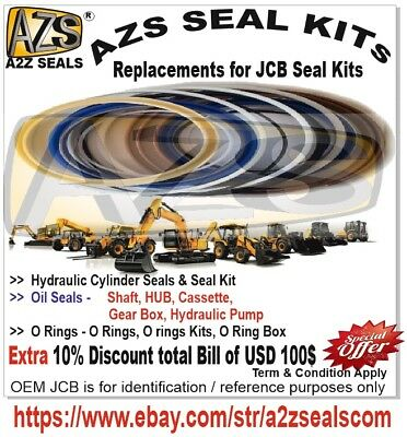 SEAL KIT FOR VARIOUS JCB MACHINES JCB PARTS 991//20023